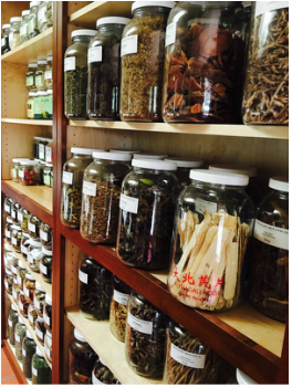 Tonglen Botanical, a Tucson Herb Shop offering Traditional Chinese, Ayurvedic and Western herbs.
